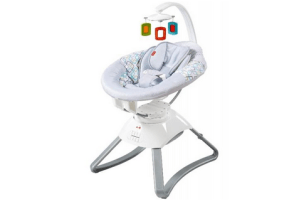 Fisher-Price recall of infant motion seat