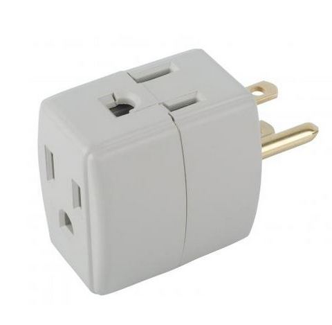 Recalled outlet converter