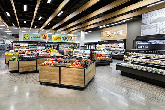 Target remodeled stores