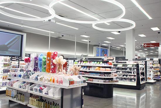 Target remodel