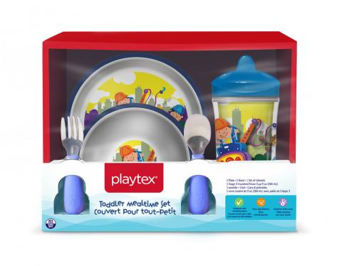 Recall: Playtex plates and bowls. Image credit: Consumer Product Safety Commission