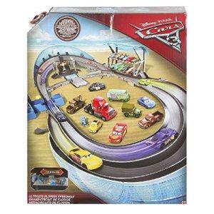 Disney/Pixar Cars 3 Ultimate Florida Speedway Track Set