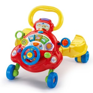 VTech Sit, Stand and Ride Baby Walker