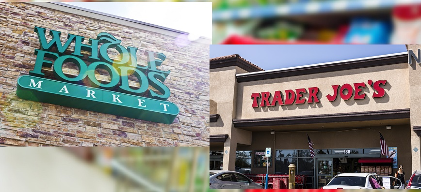 How the new prices at Whole Foods compare to Trader Joe's