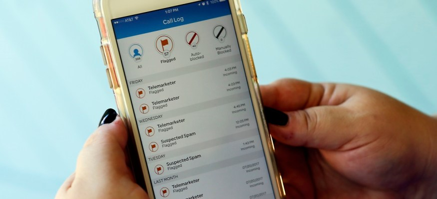 Phone companies get new tools to block spam calls