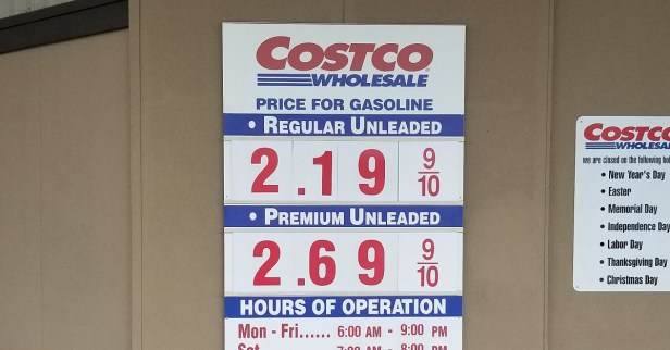 costco 219 gas - Is Costco Open On Christmas Day