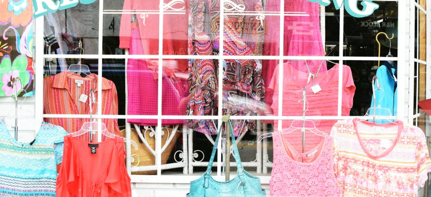 Resale shopping