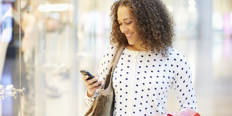Online shopping will be huge this holiday.