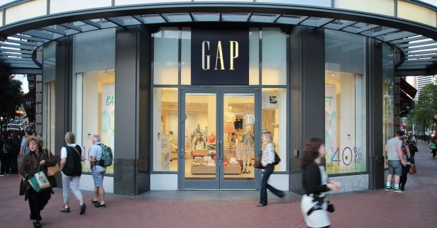 Gap, Banana Republic closing stores in 2018
