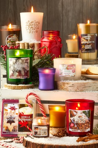 Dollar General holiday candles - 4 Things To Know About Shopping Dollar General For The Holidays