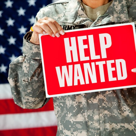 42 companies hiring U.S. veterans right now