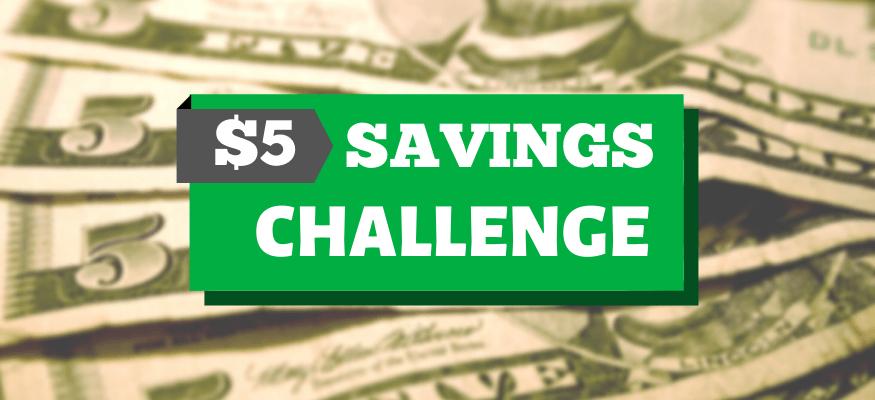 $5 Savings Challenge