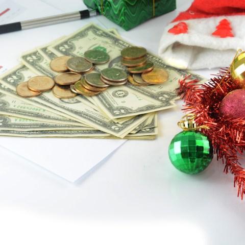 Holiday budget