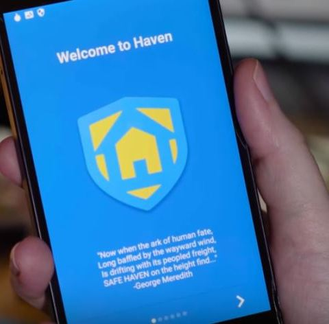 Haven app turns Android phones into anti-spy devices, but who's storing the data?