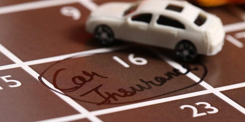 car insurance via dreamstime