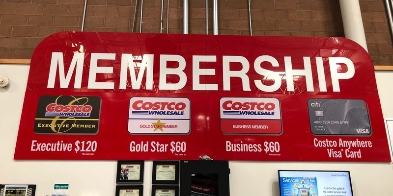 costco membership desk where you do exchanges