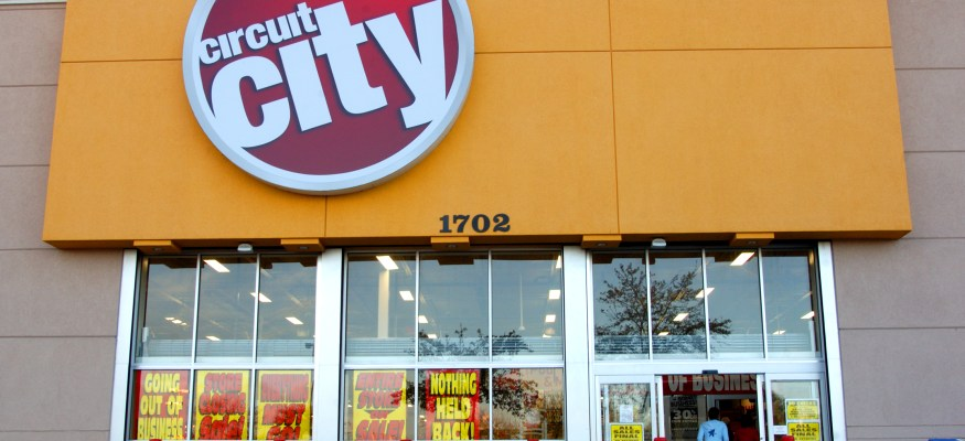 Circuit City plans comeback with smaller stores, relaunched website