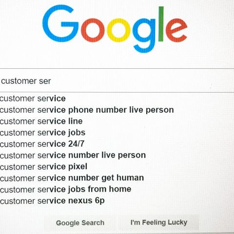 Customer no-service: How to get in touch with a real person at Apple, Google, and more