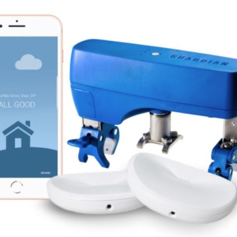CES 2018: DIY system touts new way to prevent water leaks in your home