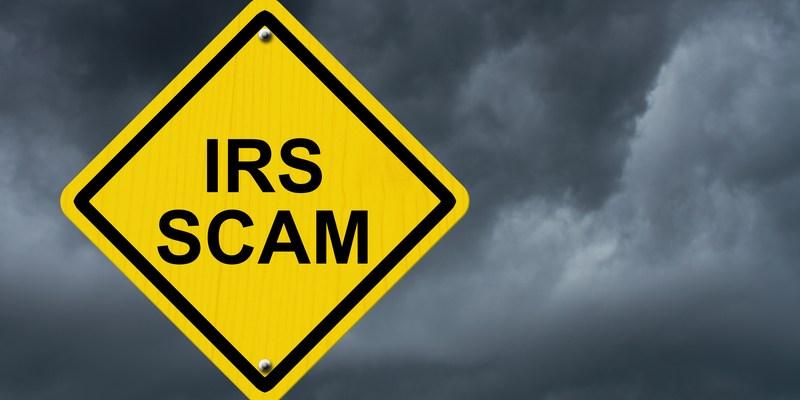 IRS scam