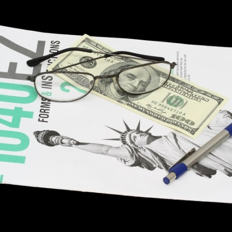how to file ez tax return