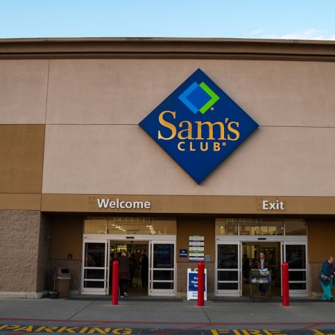 Get a Sam's Club membership for $25 with $125 in savings!