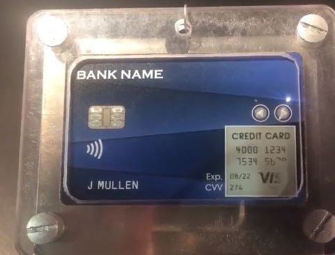 CES 2018: This high-tech credit card can store multiple accounts