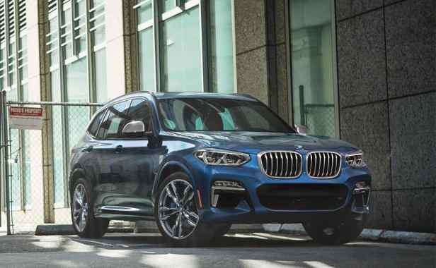 2018 BMW X3 picture