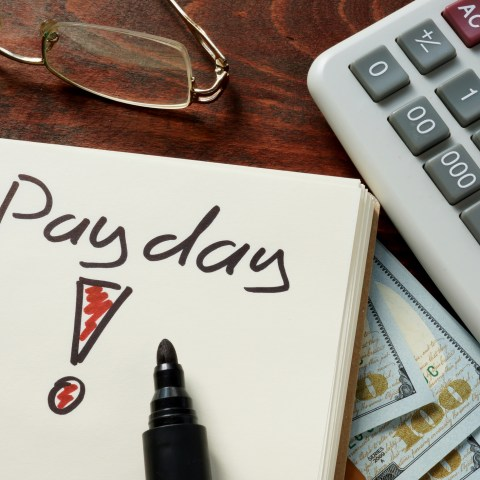 No, you didn't get a raise in February — but your take-home pay is about get bigger!