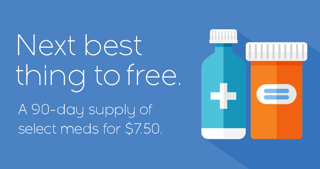 Publix offers 90 days of generic meds for just $7.50