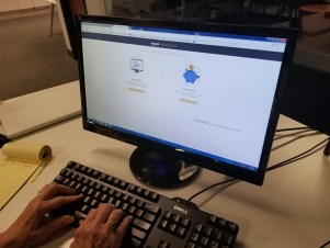 Amazon M Turk screen