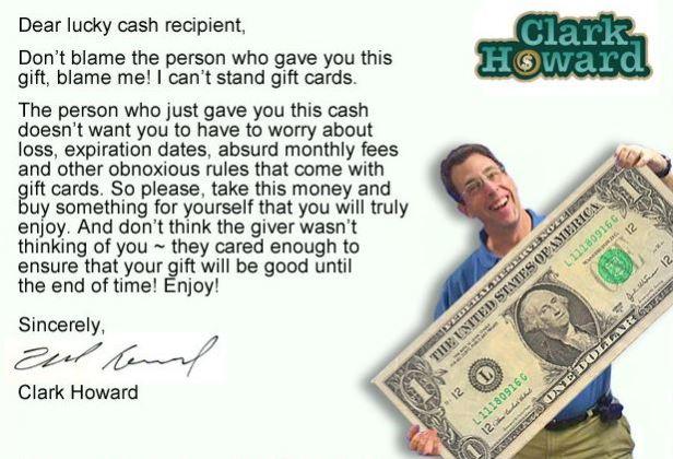 no gift card cash card