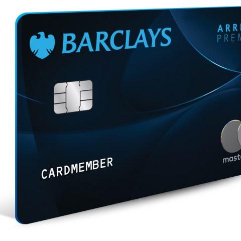 Barclays Arrival Premier World Elite Mastercard Card