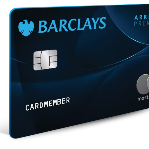 Barclays Arrival Premier World Elite Mastercard Card