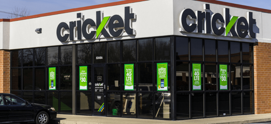 cricket wireless storefront