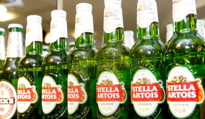 Recall: Stella Artois beer bottles could contain pieces of glass