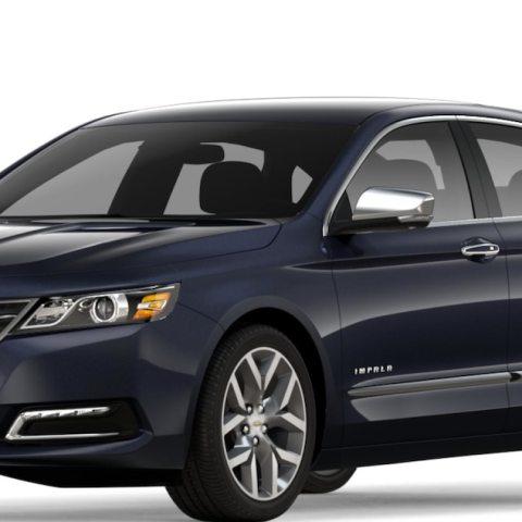 chevy impala 2018