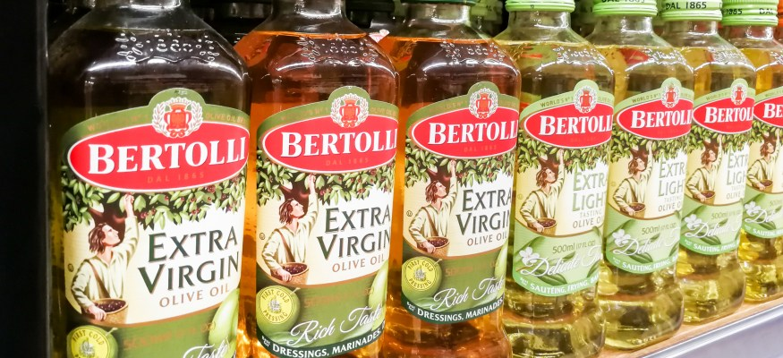 Bought some Bertolli olive oil? You could be getting paid