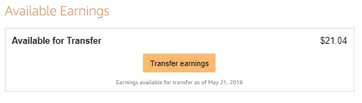 MTurk earnings