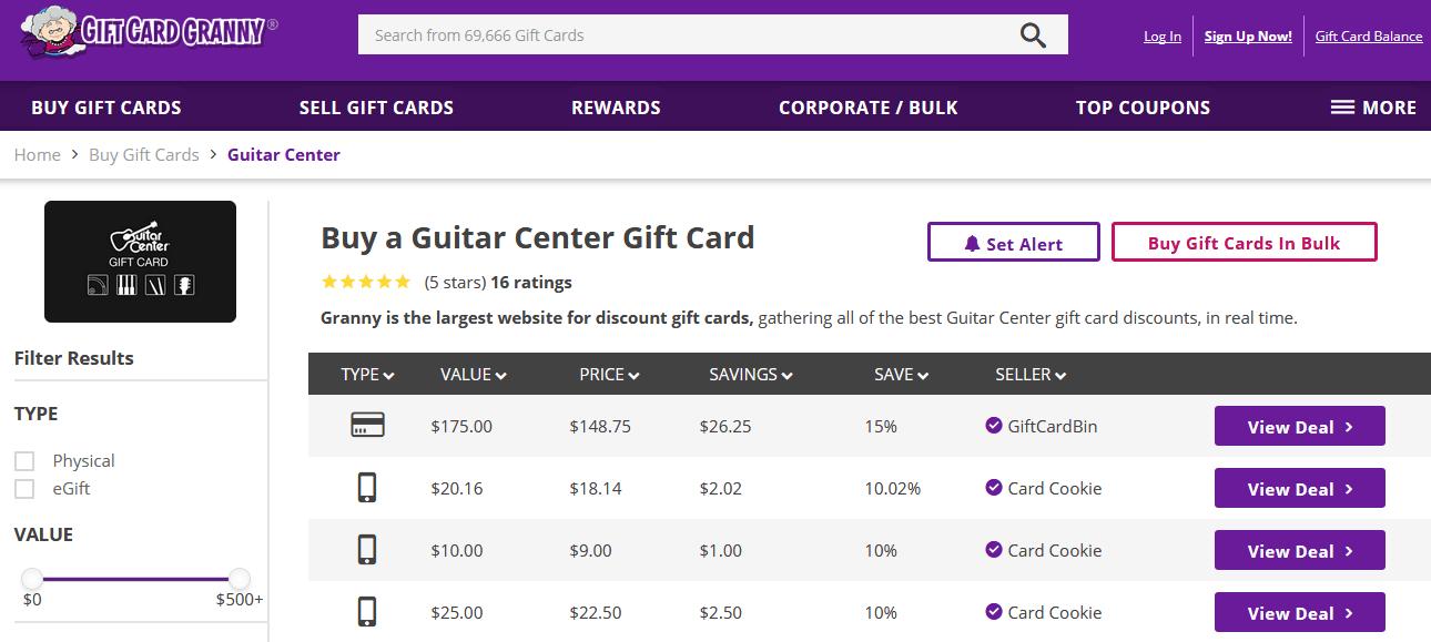 image regarding Guitar Center Printable Coupon named 9 practices towards receive a discounted at Guitar Centre - Clark Howard