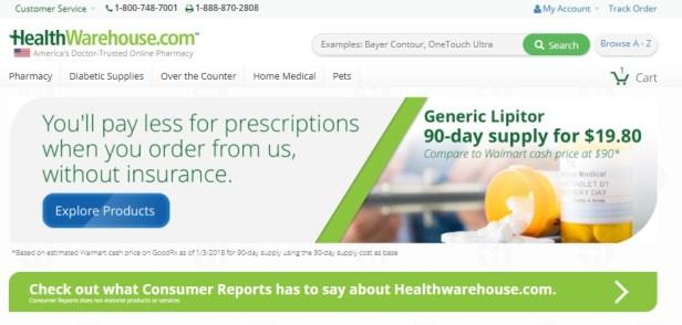 HealthWarehouse.com