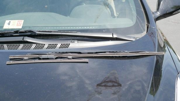 wipers size comparison