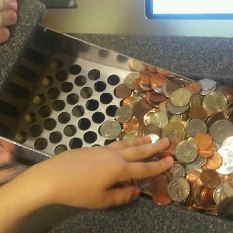 coinstar machine