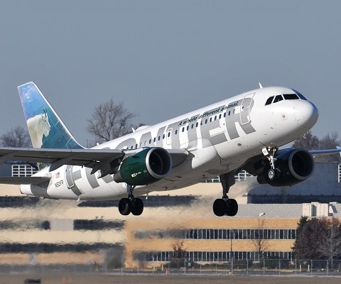 Today only: Frontier Airlines flights from $15 one-way