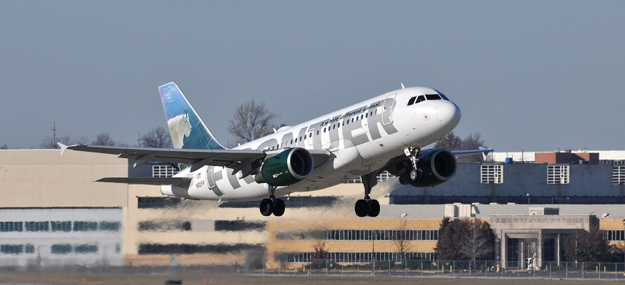 8 things to know before you fly Frontier Airlines