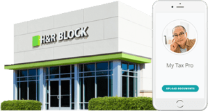 HrBlock store
