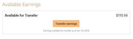 Total MTurk earnings: $110.64