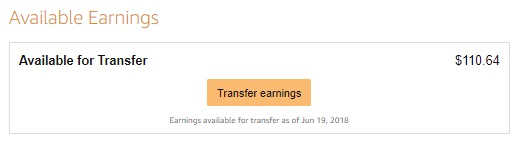 Total MTurk earnings: $110.64