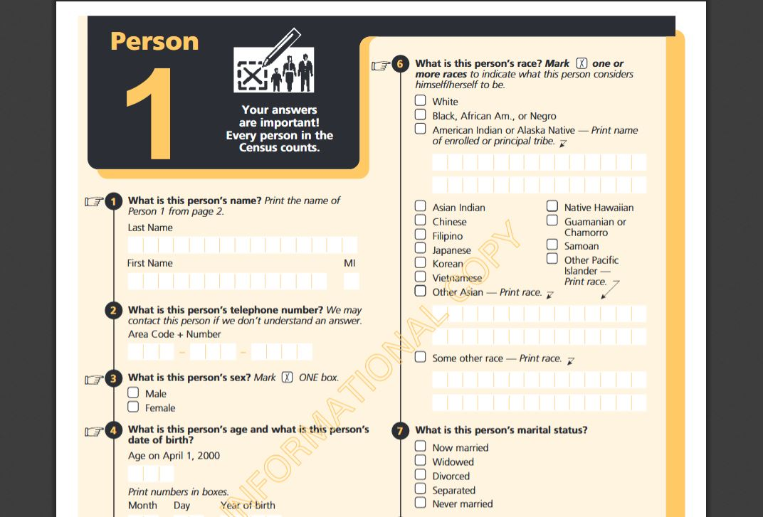 The upcoming U S  Census: 6 common questions answered