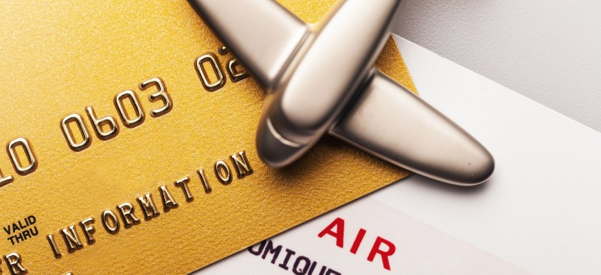 Airline credit card
